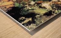 Slide Wood print