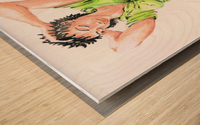 ELEONORA - Acrylic Wood print