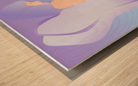 CHERUBIN Wood print