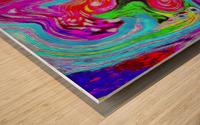 Ethereal Pleasures Wood print