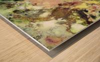 Sugar coated Wood print
