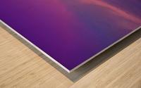 SkySmudges2 Wood print