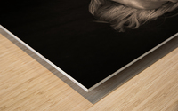 Dos Wood print