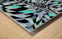 All Seeing Eye Pop Culture Wood print