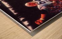 auburn football art 1983 Wood print