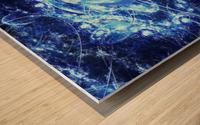 Kingdom of Ice Wood print