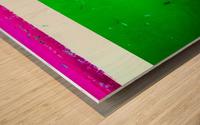 Boat - LXXI Wood print