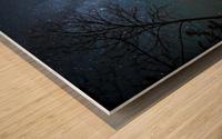 River of Heaven Wood print