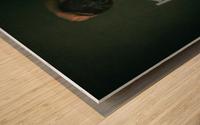Le beau dos 2 Wood print
