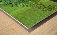 abstracart25 Wood print