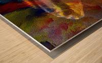 abstracart26 Wood print