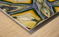Artdeco Biophilia  Wood print