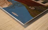 Millbeck Post ofiice 2020 Wood print