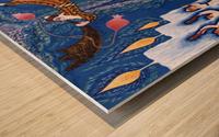 1987 022 Wood print