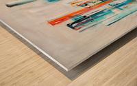 Moondance Wood print