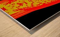 SHIVLING Wood print