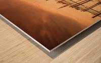 Venise Wood print
