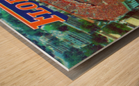 1983 college football florida gators place to be in 83 Wood print