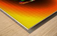 Fractal Design 16 Wood print