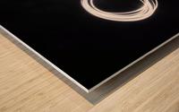 Beginning Wood print
