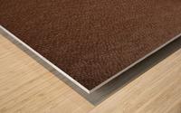 Ocean Bed Wood print