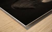 Melany 2 Wood print