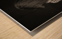 Melany 3 Wood print