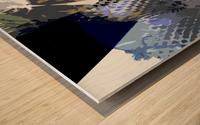 S H I A Wood print