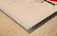 Crocciere Olympikus Wood print