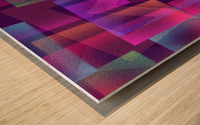 ART A MIX37 Wood print