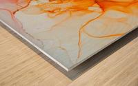 open up Wood print