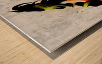 Zen Art1 Wood print