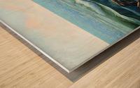 Rolling Breakers Wood print