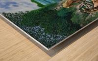 1991 014 Wood print