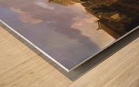 Robilant and Voena Wood print