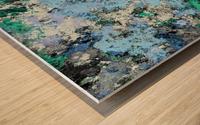 Big water Wood print