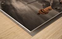 dh00001 Impression sur bois