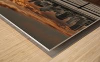 dh00008 Impression sur bois