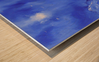 White birds-2 Wood print