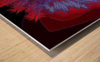 Desert Sand Wildflower 2 Wood print