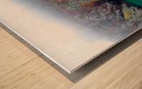 SEASIDE PATH Wood print
