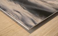 Desktop Wood print