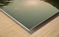 Sunlight Wood print