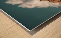 Colorful Danxia Wood print