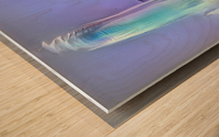 Composicion10058 Wood print