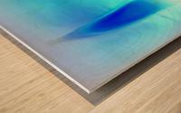 Composicion100 Wood print