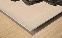 Architect Wood print