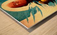 Saitama ONE PUNCH MAN Wood print