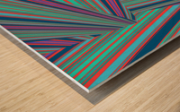 A.P.Polo - Bandsalat Wood print