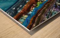 Troni Wood print